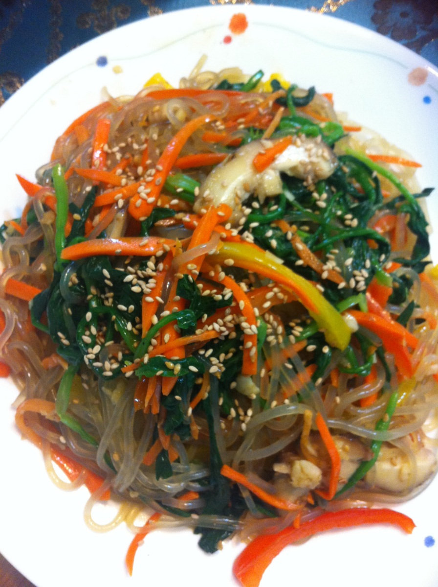 Mother In Law's Japchae